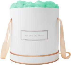 The Rosé Gold Collection Minty Green Petit Luxe weiss - rund