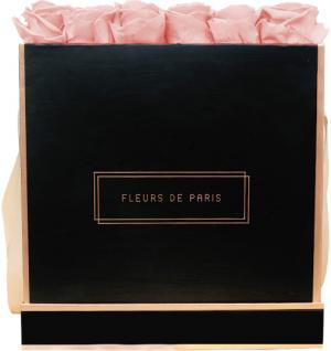 The Rosé Gold Collection Rosewood Petit Luxe schwarz - eckig