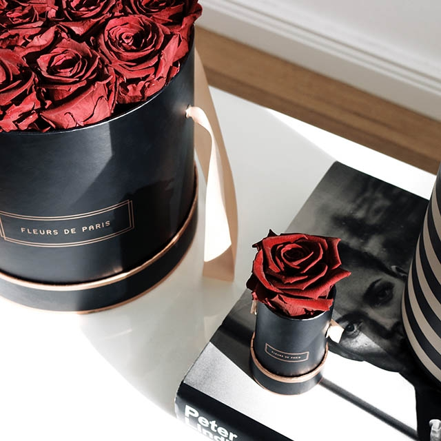 Superbe Real Roses that last for Years | FLEURS DE PARIS @WC_28