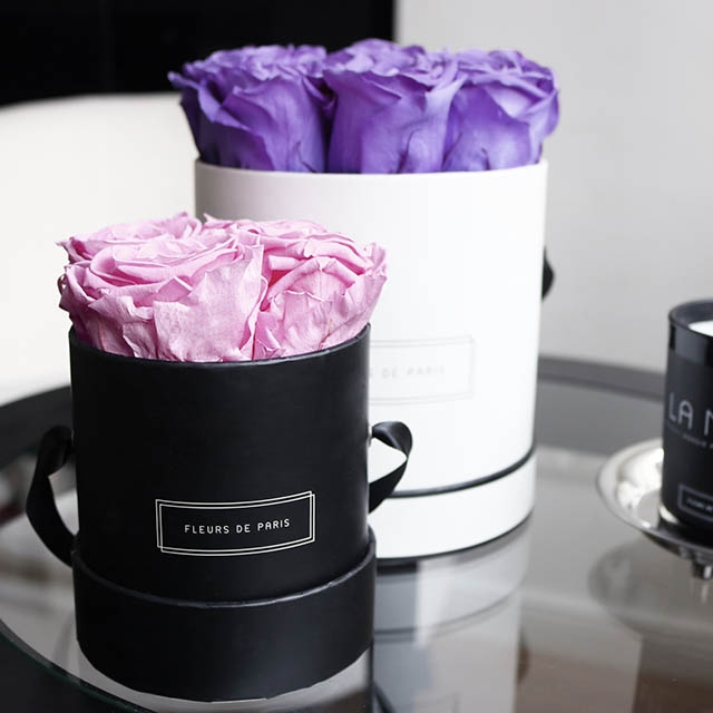 époustouflant Real Roses that last for Years | FLEURS DE PARIS &GP_55